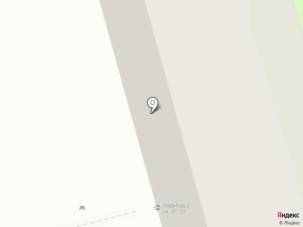 Московское шоссе, 55-3, ТСЖ на карте Долгопрудного