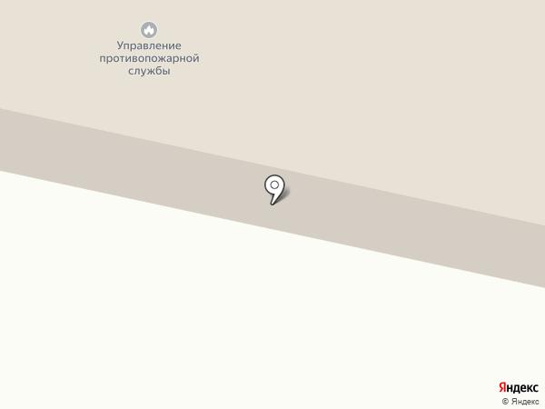 Учебно-методический центр по ГО и ЧС Тульской области на карте Щёкино