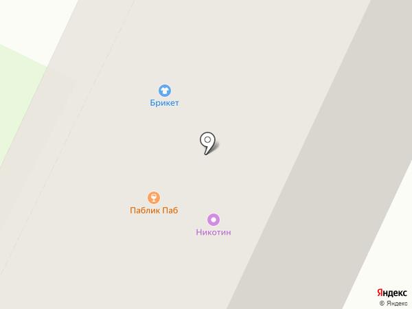 Vpl на карте Москвы