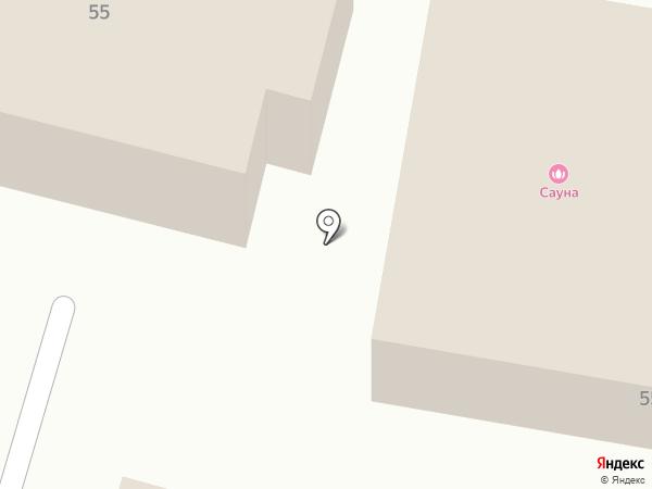 Сауна на карте Щёкино