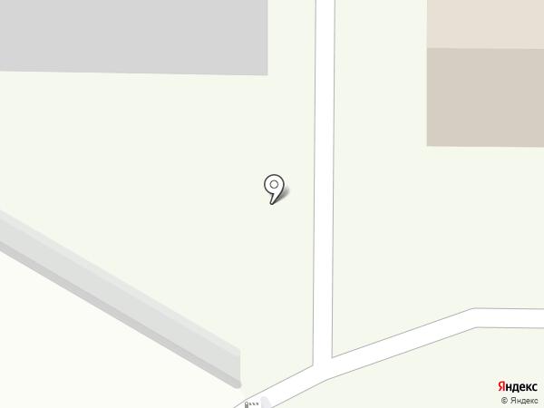 Барабуля на карте Долгопрудного