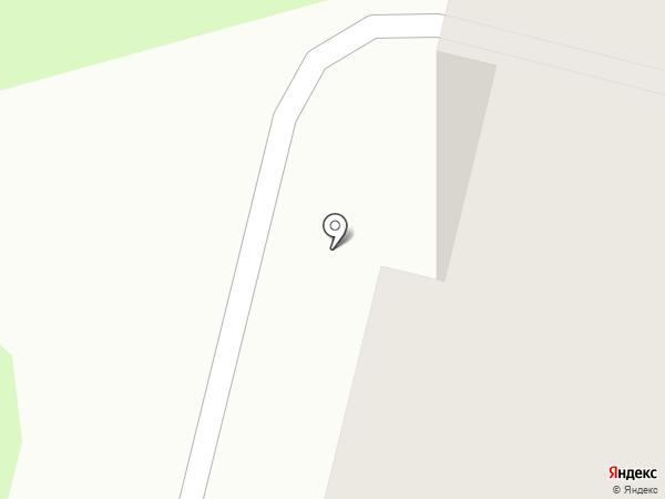 Бриз на карте Щёкино