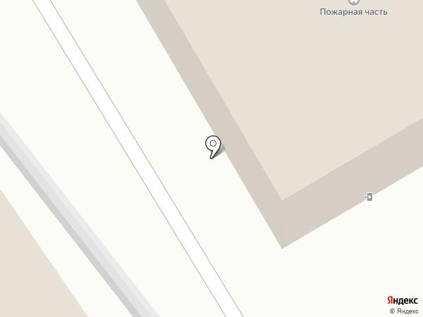 Пожарная часть №31 на карте Щёкино