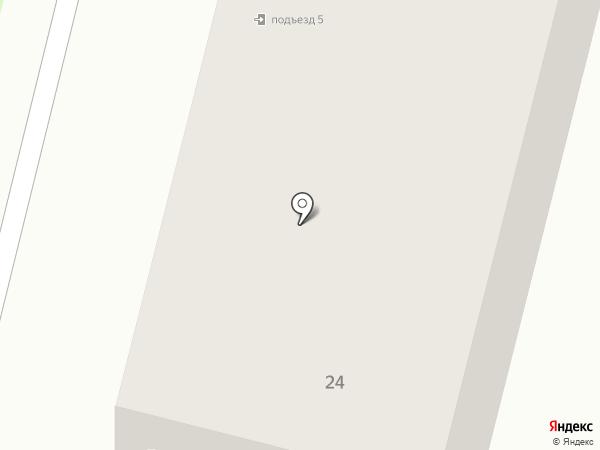 Трио на карте Щёкино