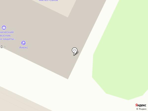 Savon на карте Москвы