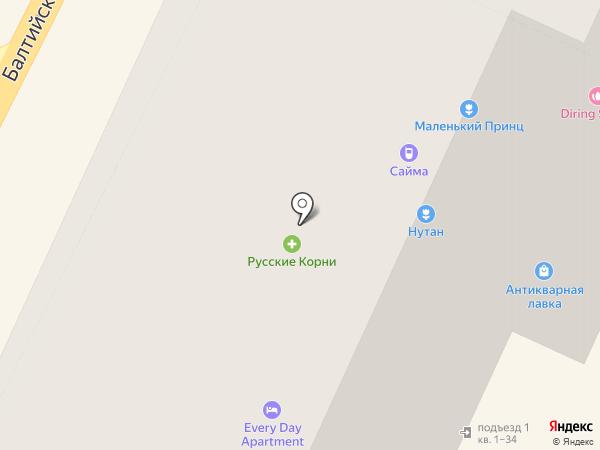 Правда Кофе на карте Москвы
