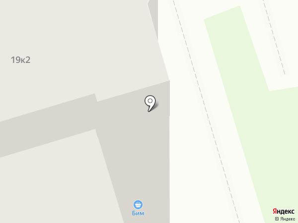 БиМ на карте Москвы