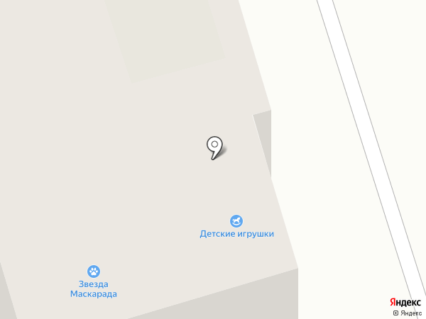 Verbum на карте Долгопрудного