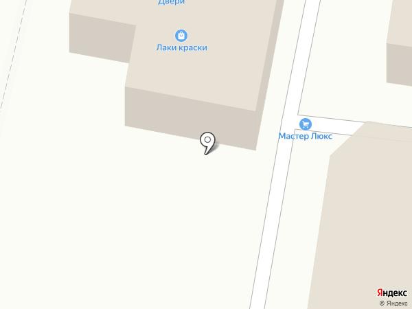 Магазин дверей на карте Щёкино
