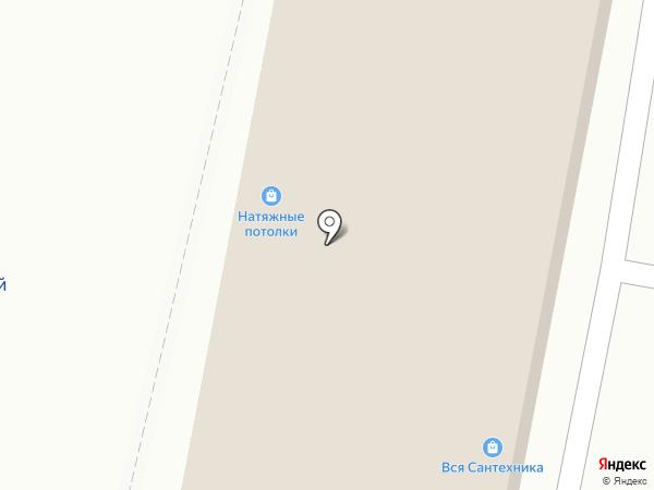 Сеть магазинов инструментов на карте Щёкино