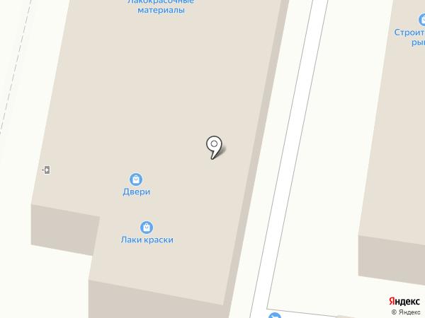 Магазин инструментов и крепежа на карте Щёкино