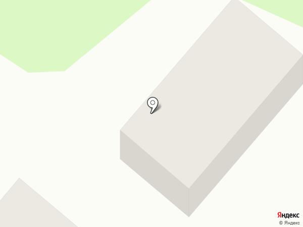 Магазин продовольственных товаров на карте Щёкино