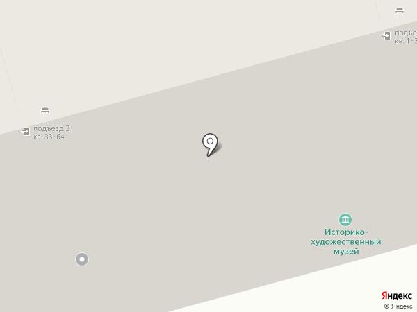 ТРИУМП БИРИНГ на карте Долгопрудного