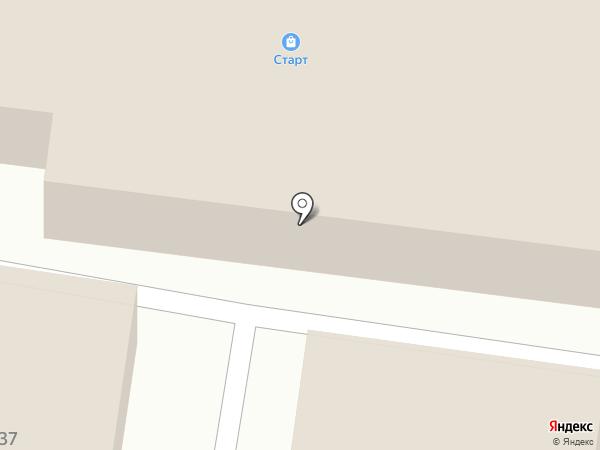 Магазин пиломатериалов на карте Щёкино