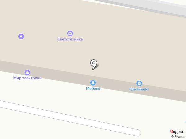 Магазин инструментов на карте Щёкино