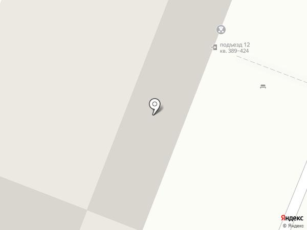 Участковый пункт полиции на карте Москвы