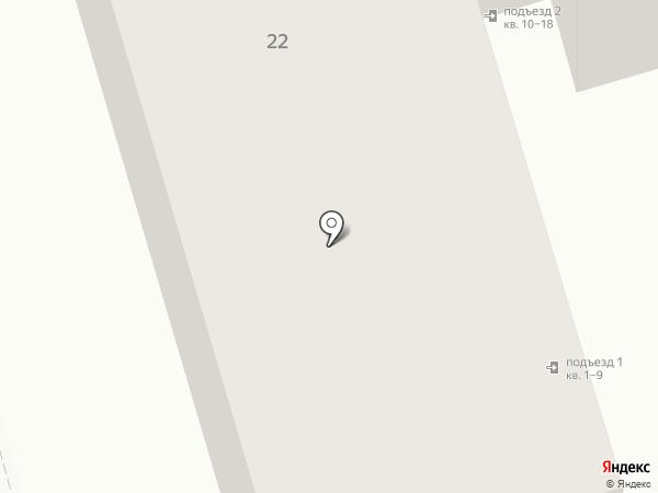 Меридиан+ на карте Долгопрудного