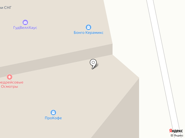 Vet-Vesta на карте Долгопрудного