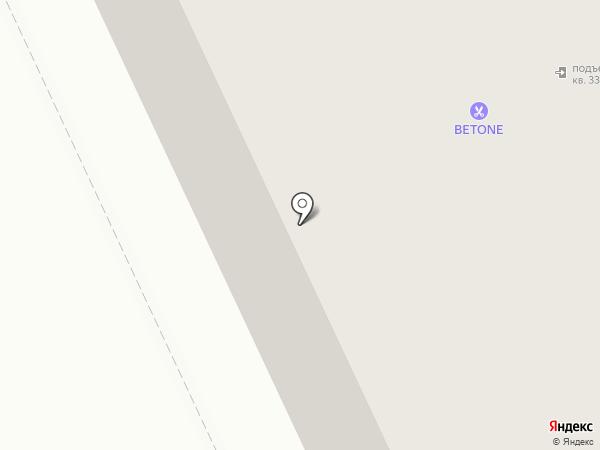 Jeffrey на карте Москвы
