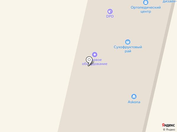 Ладушка на карте Щёкино