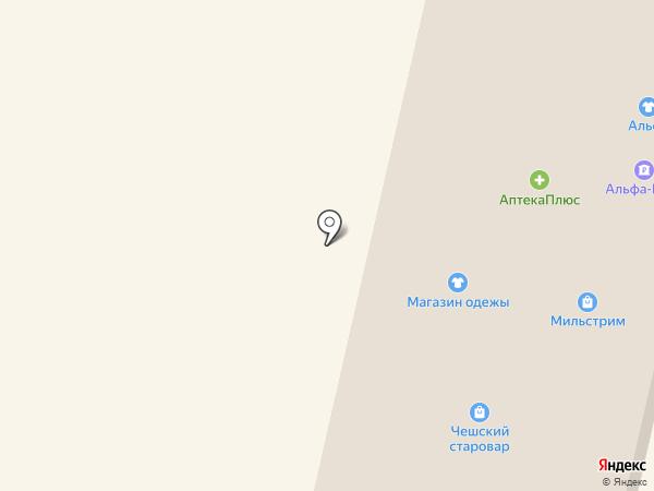 Много Мебели на карте Щёкино
