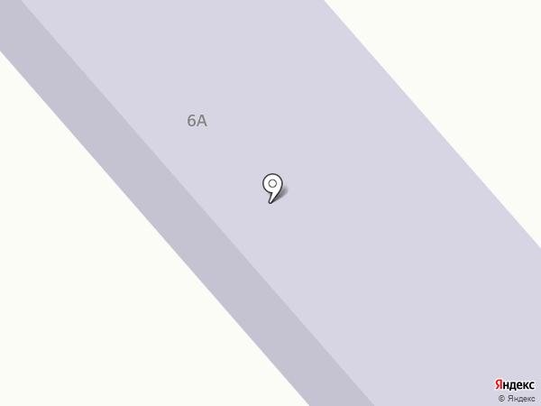 Аистенок на карте Молодей