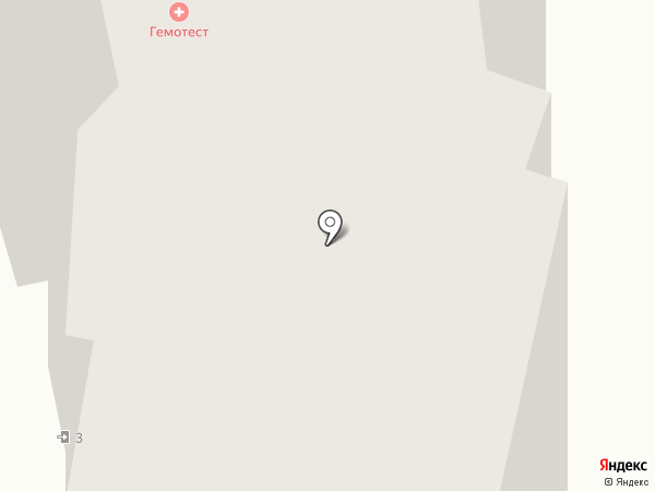 Всероссийский клуб породы кане-корсо на карте Климовска