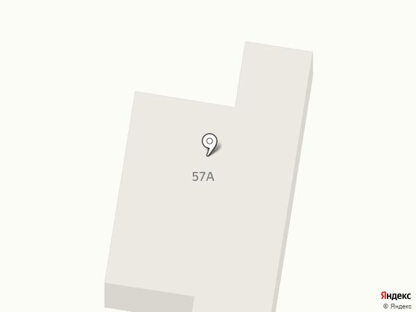 Бако на карте Подольска