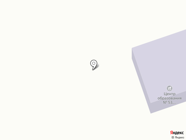 Детский сад на карте Петровского