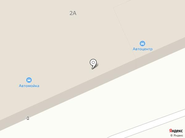 Автосервис на карте Щёкино