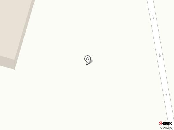 Демидовская вода на карте Щёкино