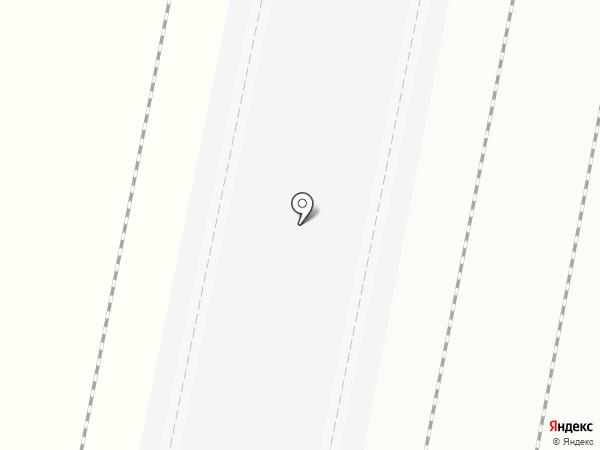 Львовская на карте Львовского
