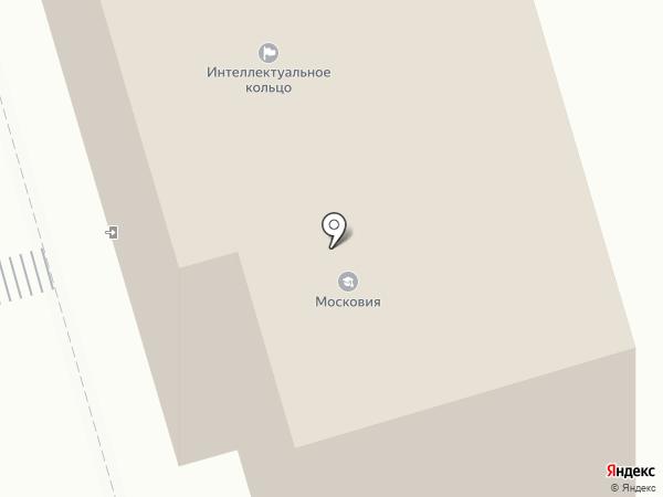 Ровесник на карте Долгопрудного