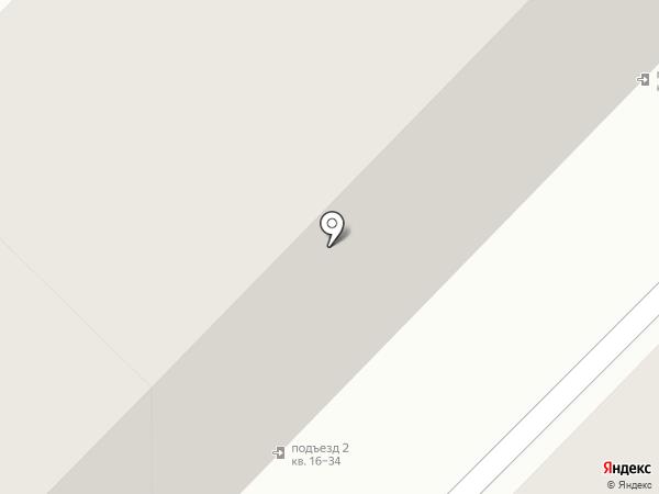 Парк Плаза на карте Москвы