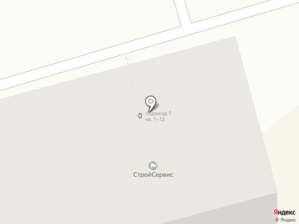 Строй-Партнер на карте Долгопрудного