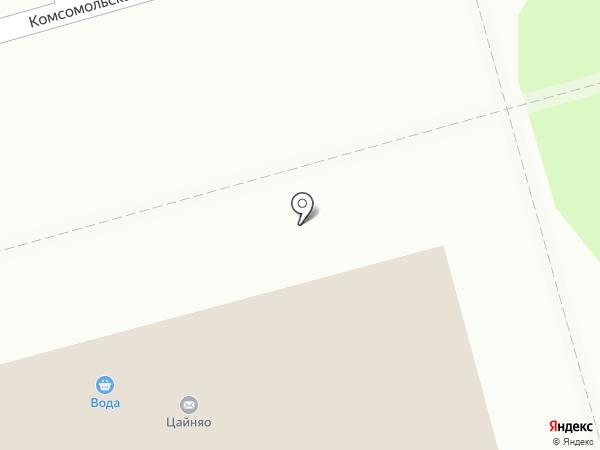 Юма Фарм на карте Долгопрудного