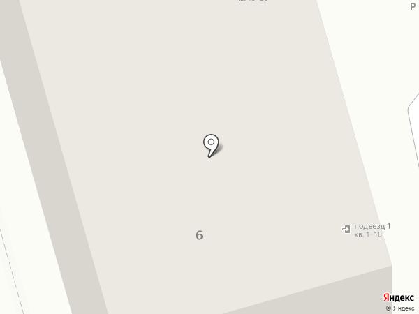 Лукоморье на карте Долгопрудного