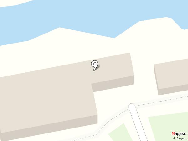 Усадьба Деревенька на карте Анапы