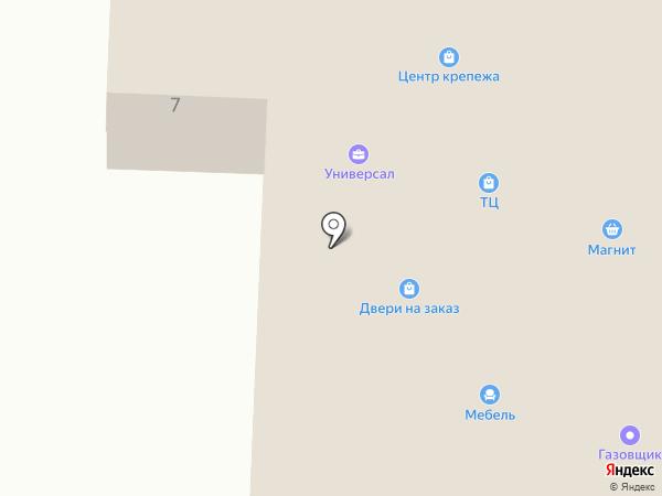 Центр крепежа на карте Щёкино