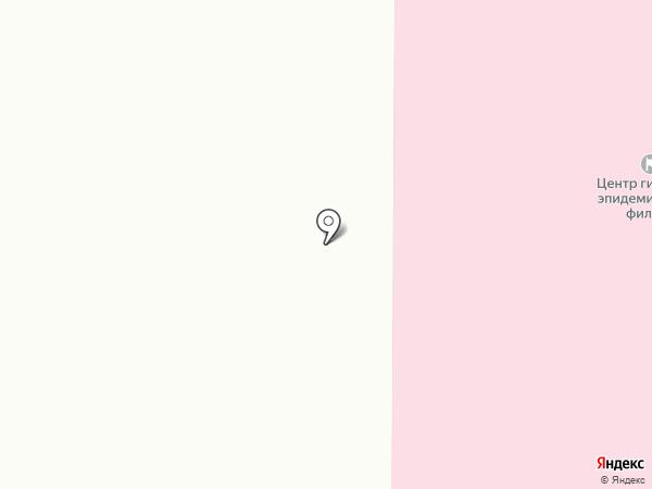 Территориальный отдел Управления Федеральной службы по надзору в сфере защиты прав потребителей и благополучия человека по Тульской области в Щёкинском на карте Щёкино