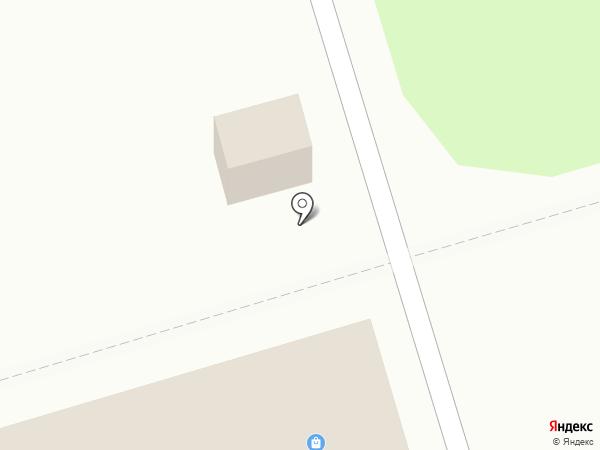 Московский комсомолец на карте Долгопрудного