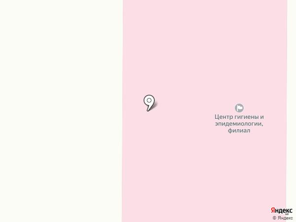 Территориальный отдел Управления Федеральной службы по надзору в сфере защиты прав потребителей и благополучия человека по Тульской области на карте Щёкино