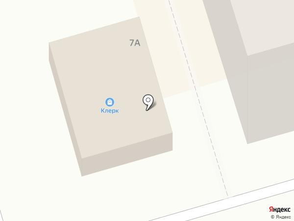 Минимаркет на карте Долгопрудного