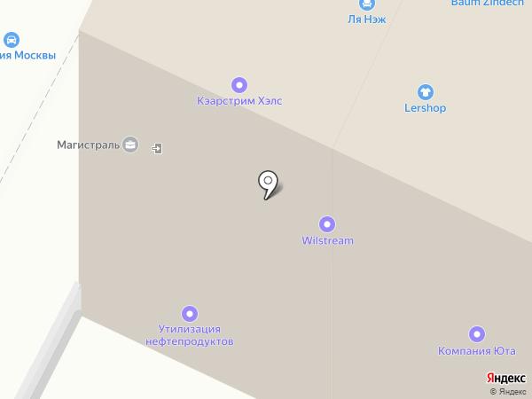 Gedore на карте Москвы