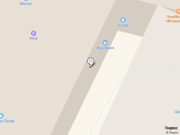 Колибри-Сервис на карте Москвы
