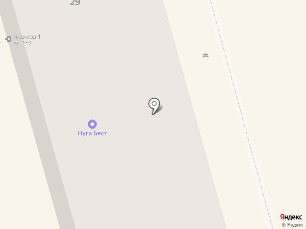 ПРОСТОР риалт на карте Долгопрудного