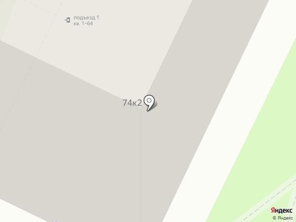 Альфа-Сервис-ККМ на карте Москвы