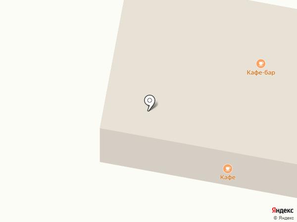 Маяк на карте Щёкино