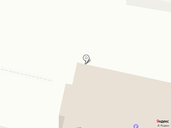 Храм Святого Пантелеймона на карте Подольска