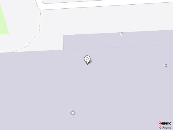 Юниум на карте Долгопрудного